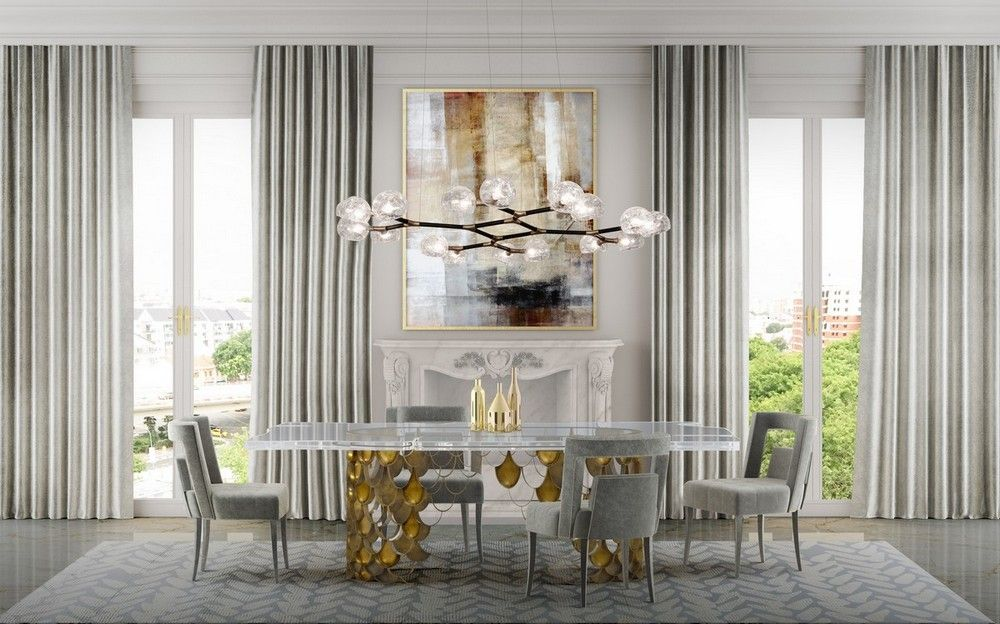 Discover Some Of The Most Expensive Furniture Brands In The World Mostexpensive Furniture Fur Luxury Dining Room Dining Room Design Minimalist Dining Room