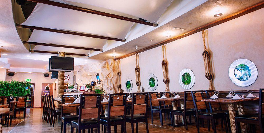nautical theme restaurant | { Twin Sails Brewery } | Pinterest