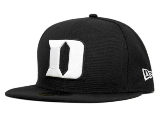 NCAA x NEW ERA「Duke Blue Devils」59Fifty Fitted Baseball Cap ... ba60d4f10b54