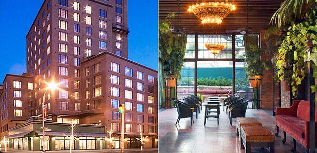 ザ バワリー ホテル(The Bowery Hotel)ニューヨークの予約|Tablet Hotels