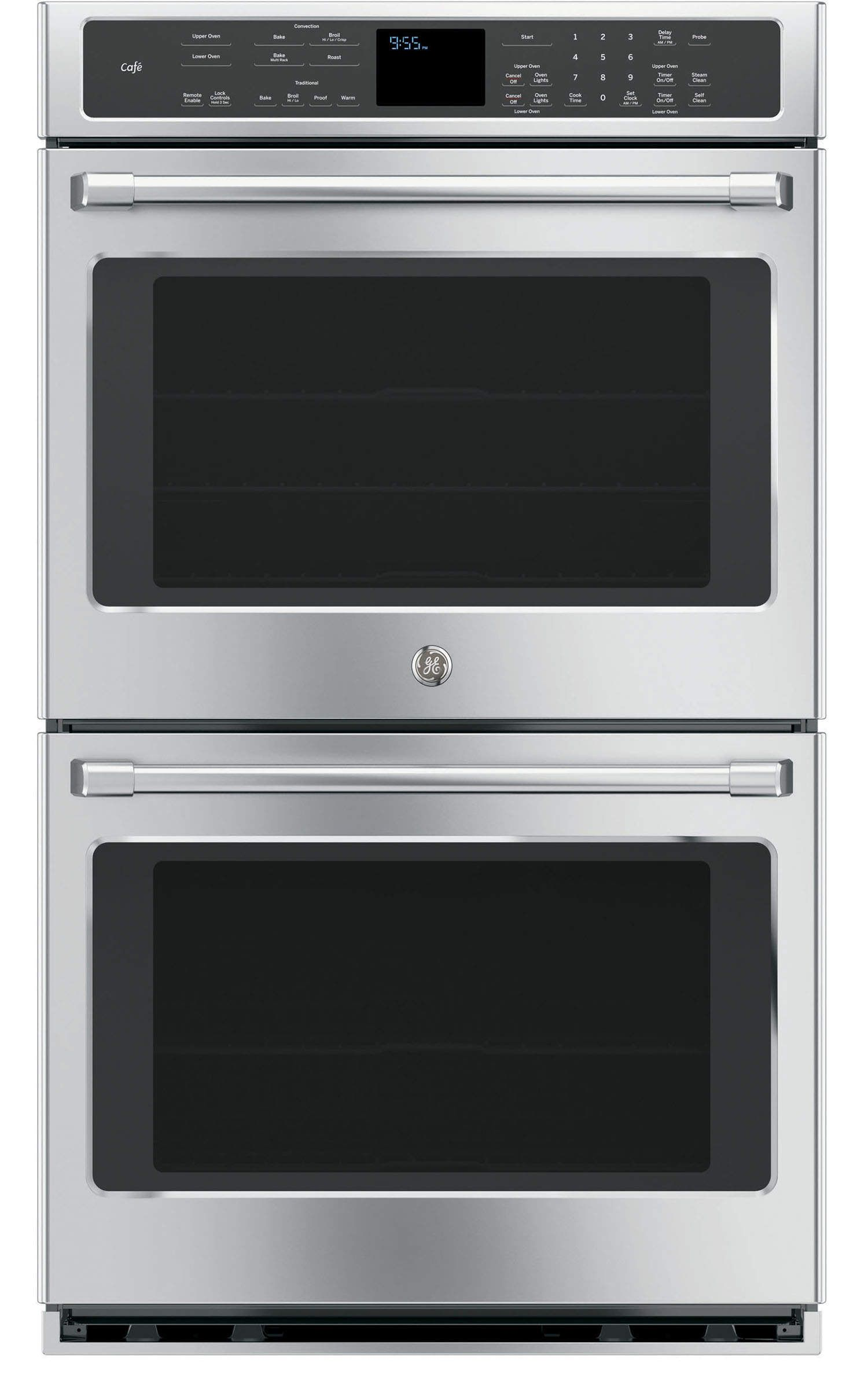 Cafe CT9550SHSS 30 Inch Stainless Steel Electric Double