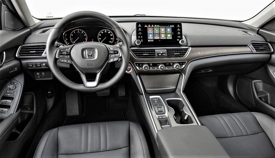Driven 2018 Honda Accord Touring 2.0T 4door sedan