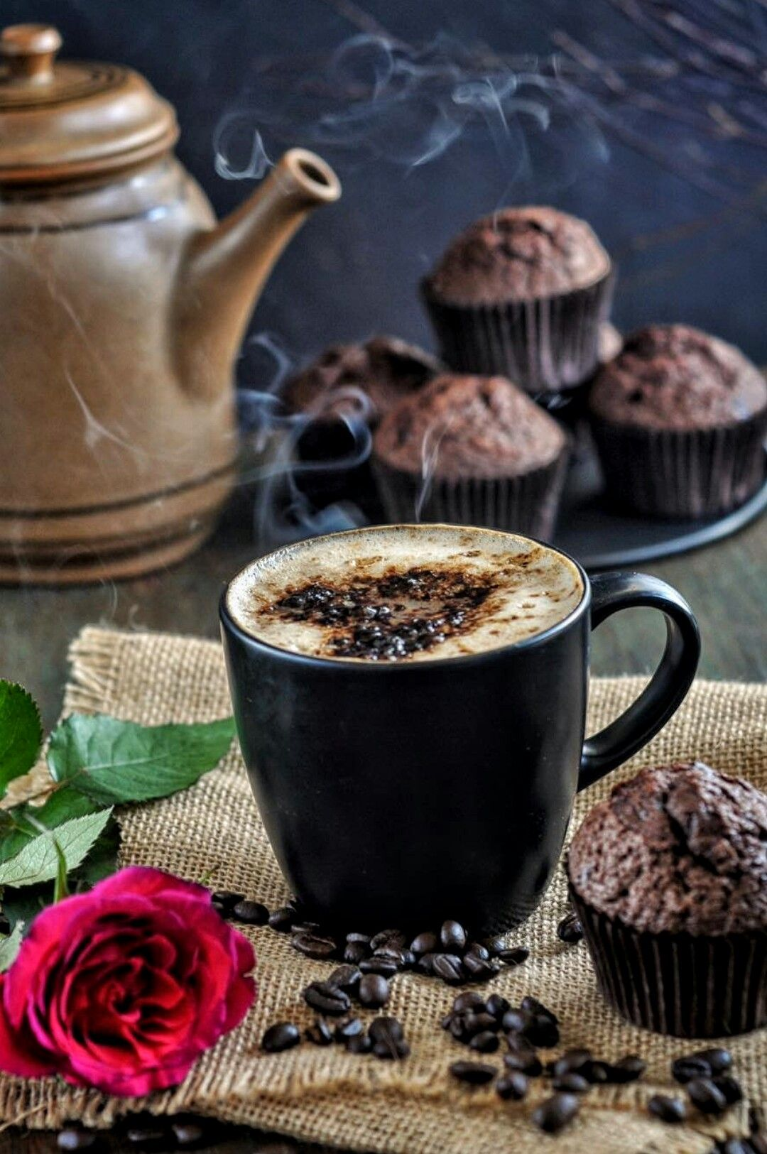 чай кофе какао шоколад