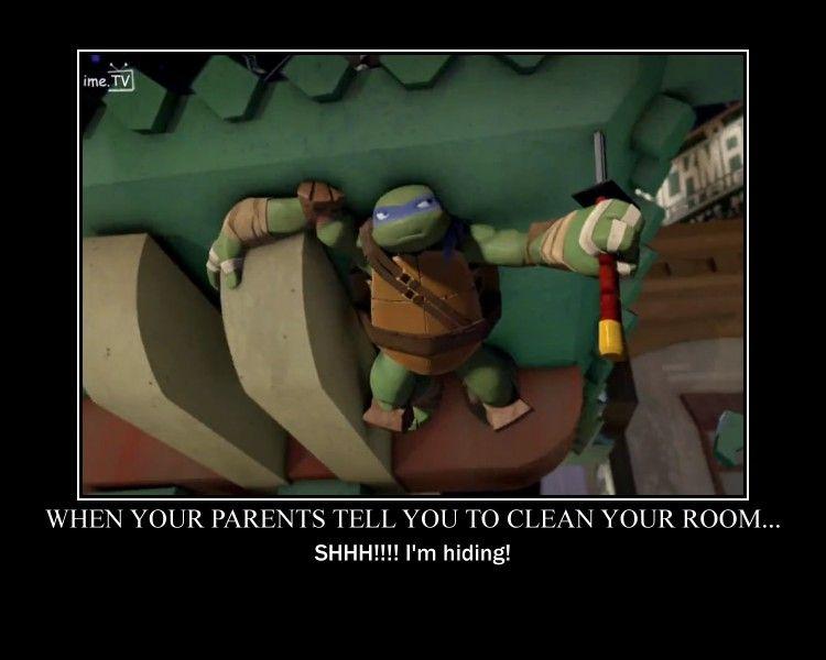 Clean Your Room..... by alittlegeekish on deviantART