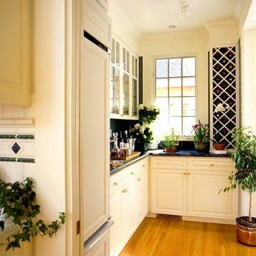 Butler\'s Pantry Ideas | Wine storage, Pantry and Butler pantry