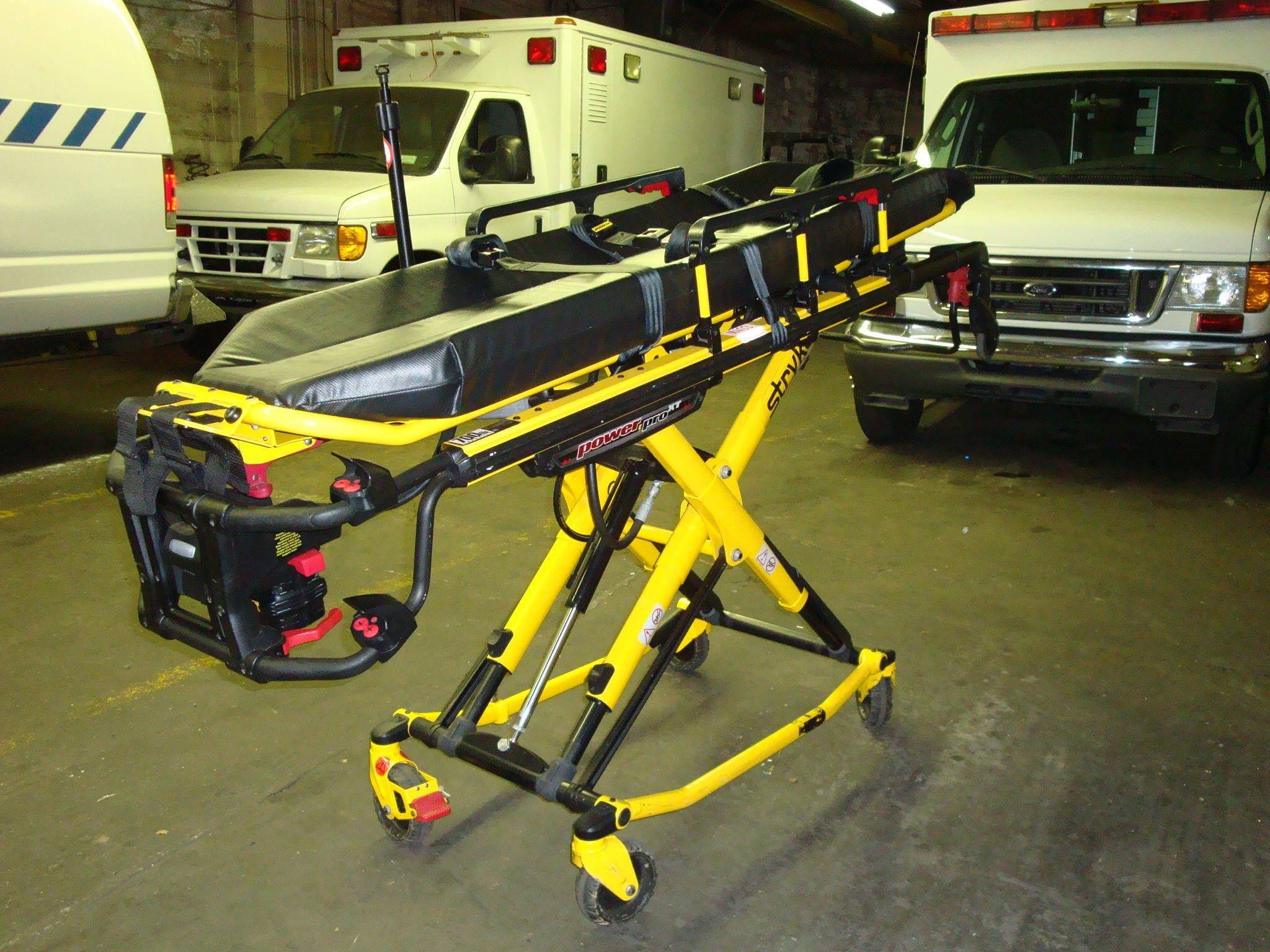 stryker ambulance stretchers Ambulance