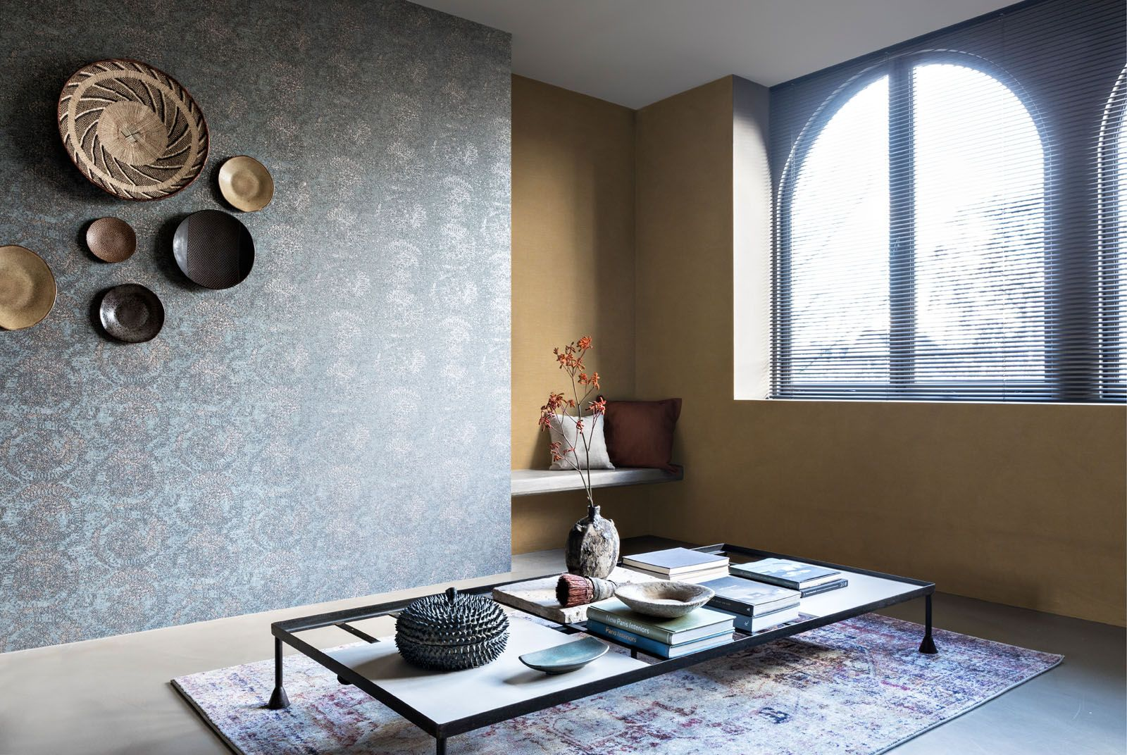 behang wallpaper Collection Bazar bazar BN