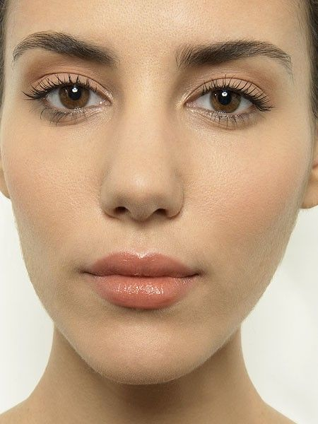 Gos bridal makeup natural nude makeup look for all skin tones makeup and beauty pinterest - Maquillage nude mariage ...