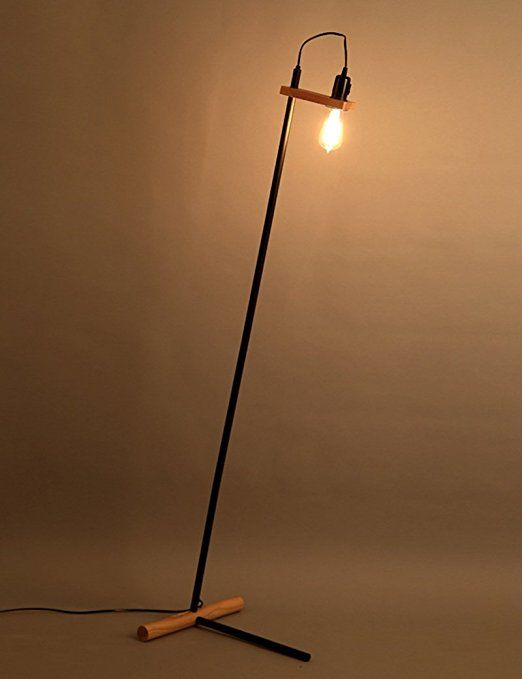 American Style Iron Stehleuchte Industrial Style Wohnzimmer Kreative Studie  Persönlichkeit Dekoration Schlafzimmer Stehleuchte