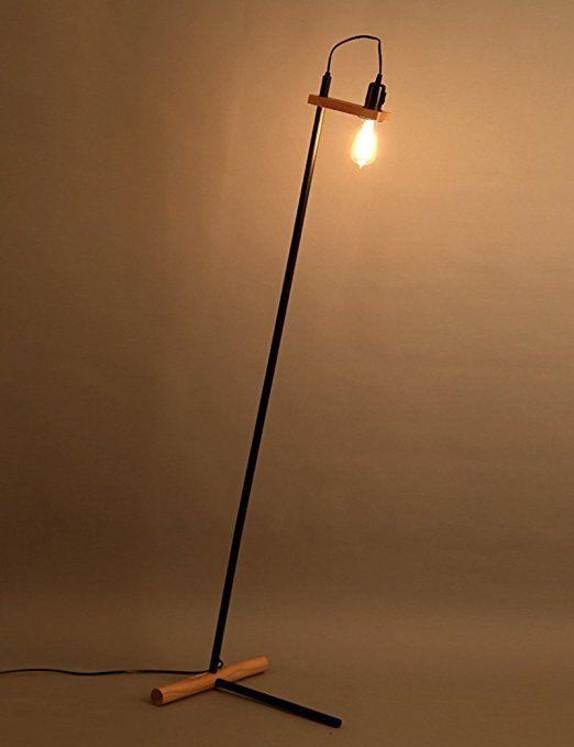 American Style Iron Stehleuchte Industrial Style Wohnzimmer Kreative ...