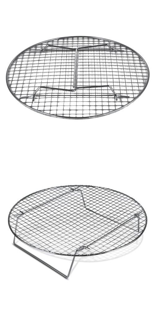 Chrome Plated Cross Wire Cooling Rack Wire Pan Grate Baking Rack