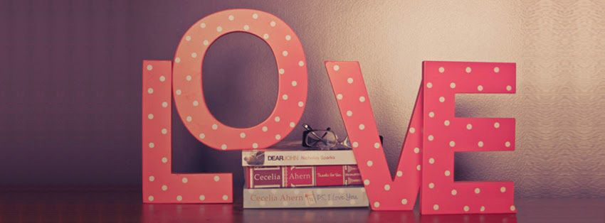 Pink love letters and books fb cover photo for timeline love cover pink love letters and books fb cover photo for timeline thecheapjerseys Image collections