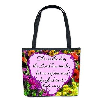 Inspirational bible verse Psalm 118:24  on Tees, Gifts, and Home Decor http://www.cafepress.com/heavenlyblessings.1416706666 #Psalm11824 #Bookofpsalms #Bibleverse #Scripture #Inspirationalquotes #Biblequotes   #Christiangift  #Scripturegift #Psalm118