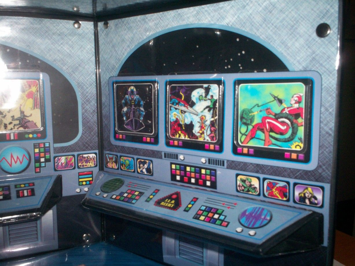 Mego Talk Gaming products, Science fiction, Arcade
