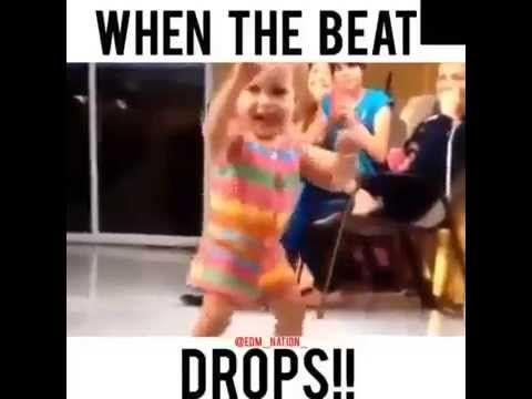 Babies Dancing When the Beat Drops Video - Funny Babies ...