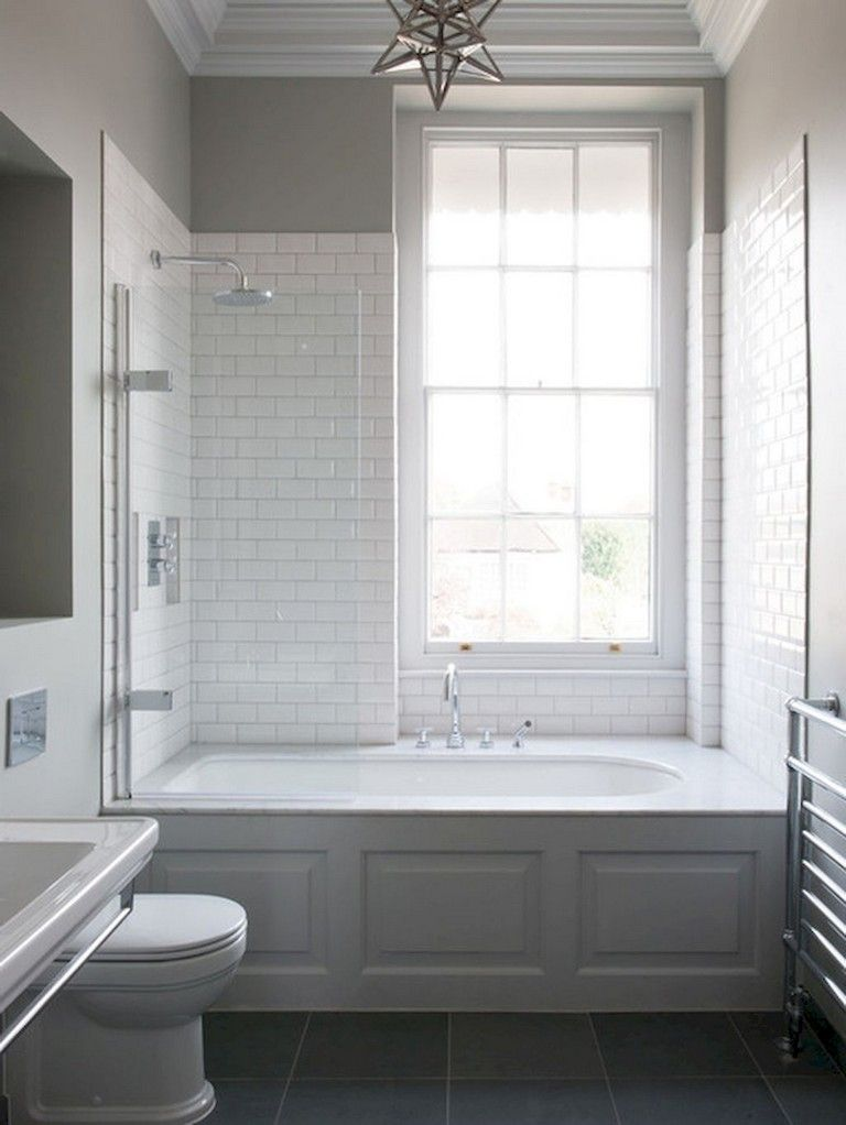 Small bathroom shower makeovers