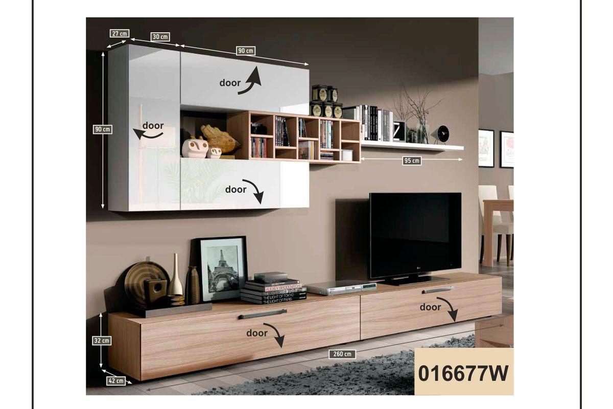 Vente Esprit Living 21896 S Jour Compositions Murales  # Compositions Murales Sejour