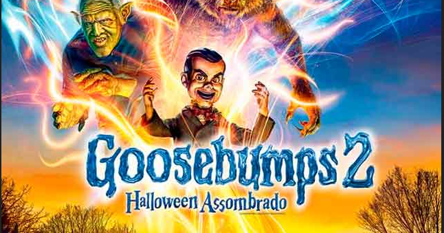 The Goosebumps (English) 2 In Hindi Download Torrent Story Book ...