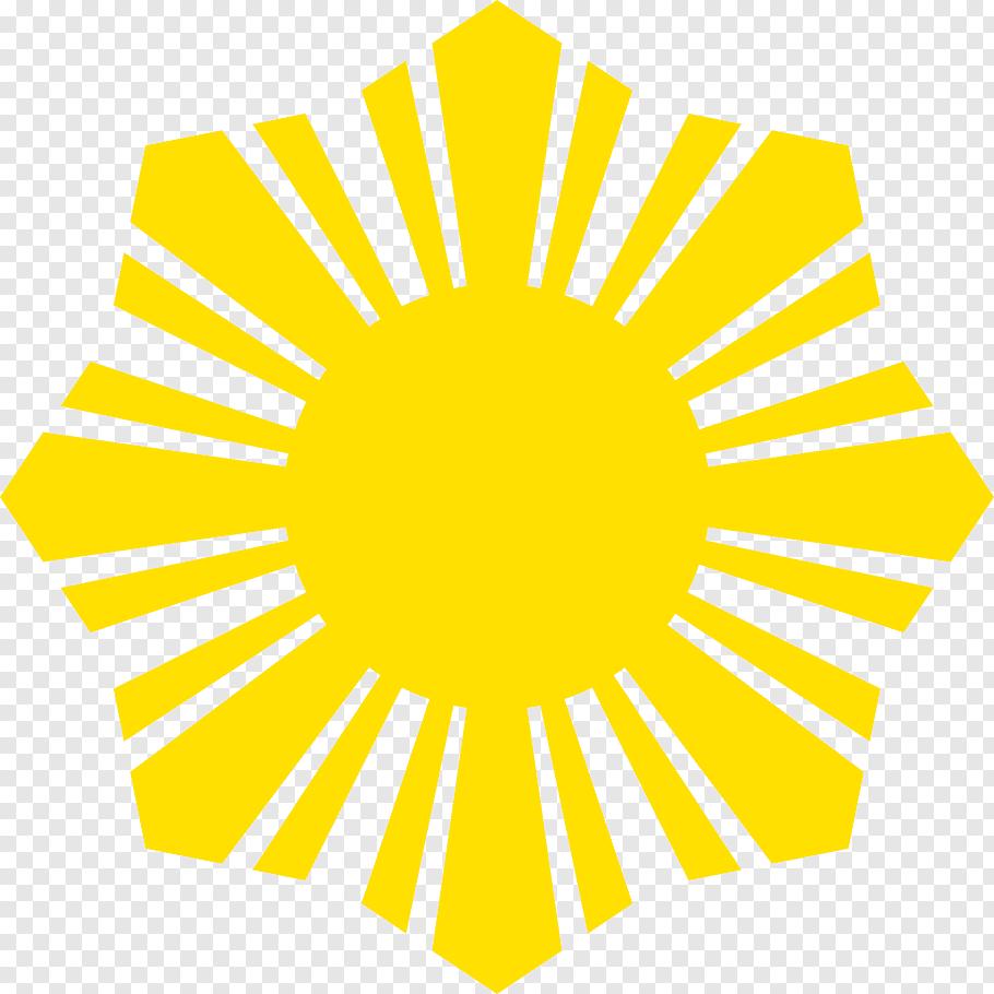 Logotipo Del Sol Bandera De Filipinas Declaracion De Independencia De Filipinas Iconos Del Sol Sin Atribucion Png Sun Logo Philippine Flag Arrow Illustration [ 910 x 910 Pixel ]