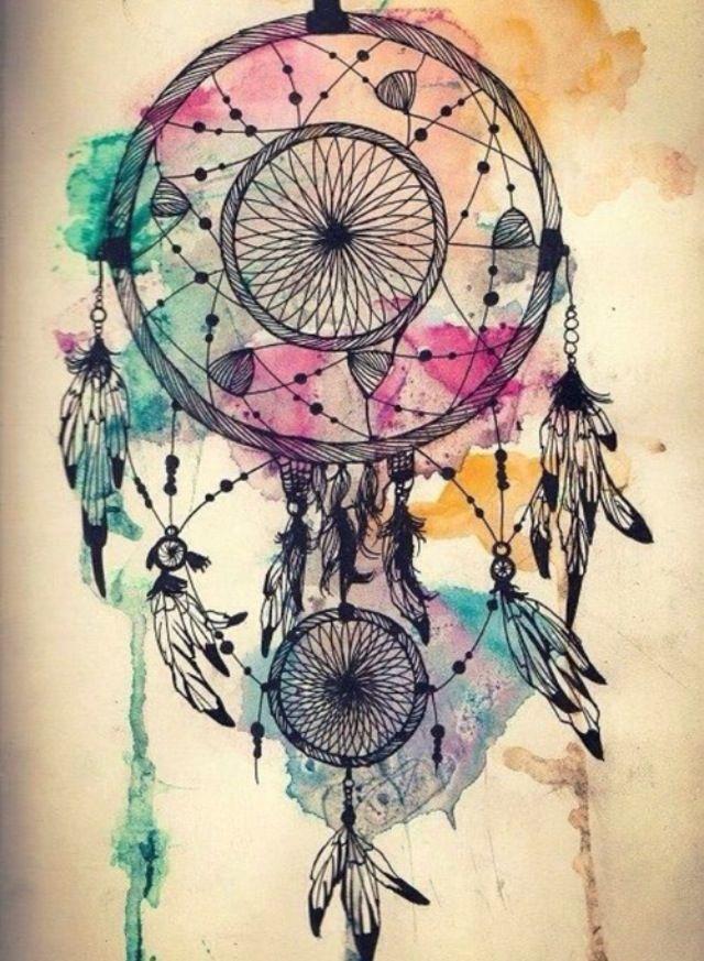 Dreamcatcher_love this design