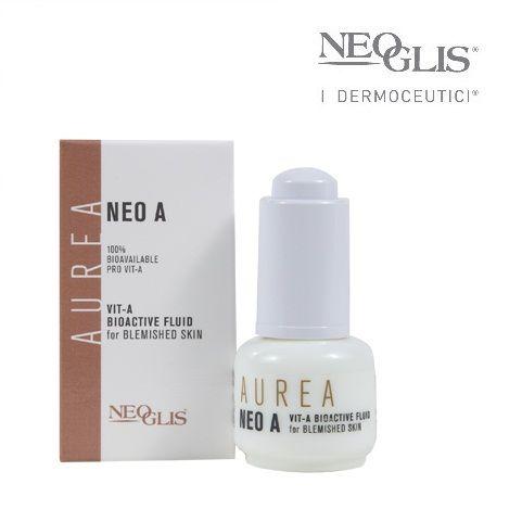 #NeoA - Bioactive Fluid for blemished skin  Questo siero oleoso permette di:  - ridurre le rughe su pelle matura - ringiovanire  - ridurre le macchie profonde - inibire i danni ossidativi - ridurre l'acne