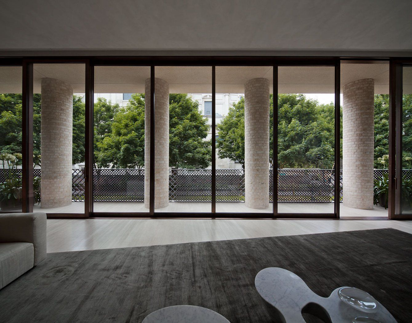 David Chipperfield Architects – Private House Kensington | Interior ...