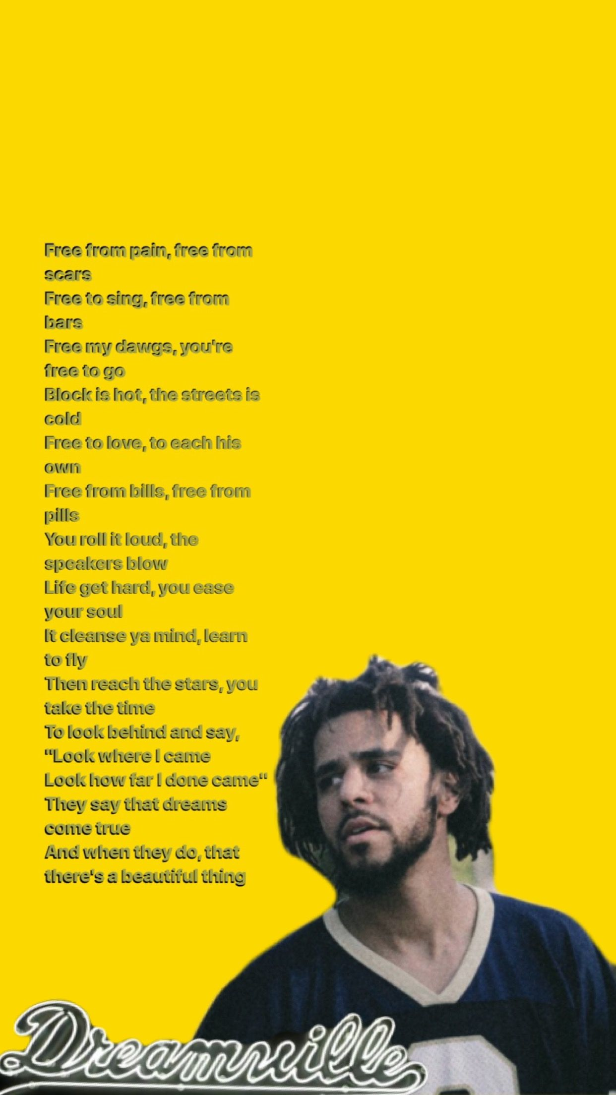 J Cole Intro Wallpaper Driving Quotes Intro Quotes