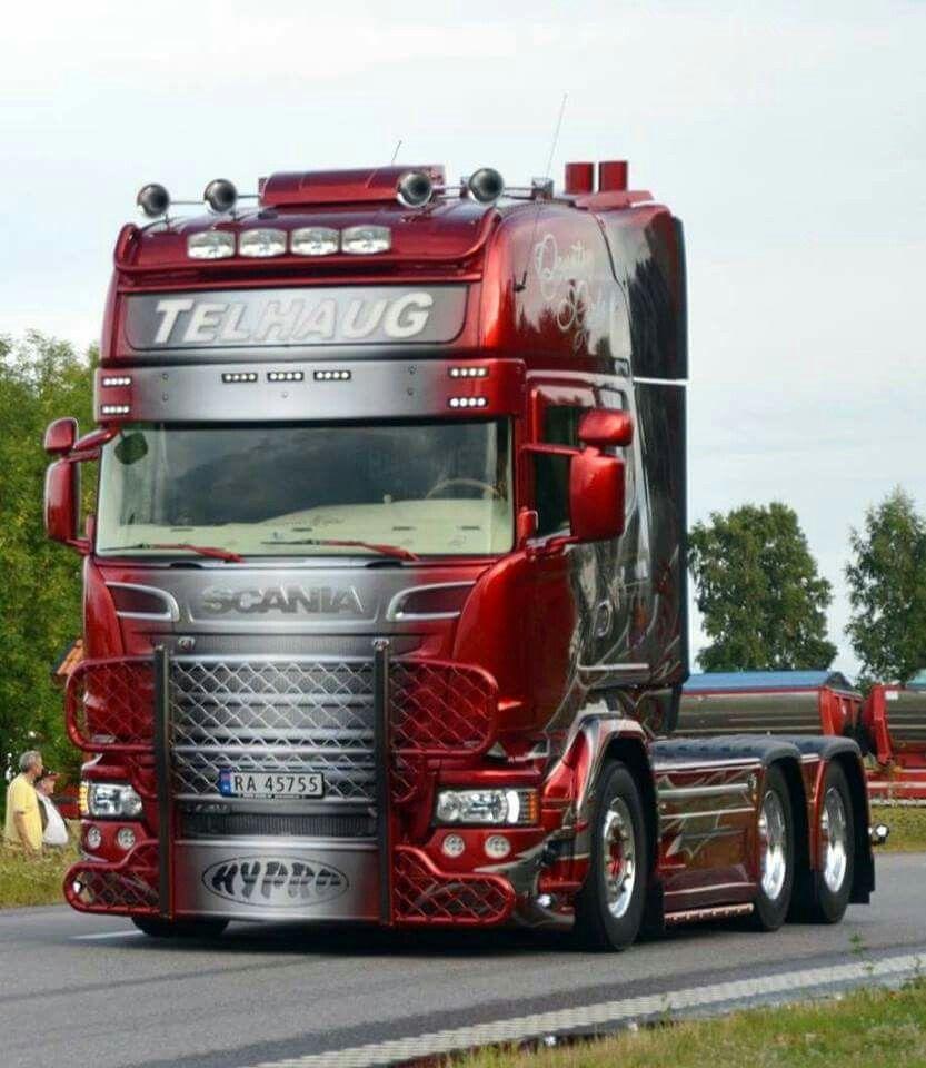 Cabover Mit Bildern Scania Lkw Lkw Aufgemotzte Autos