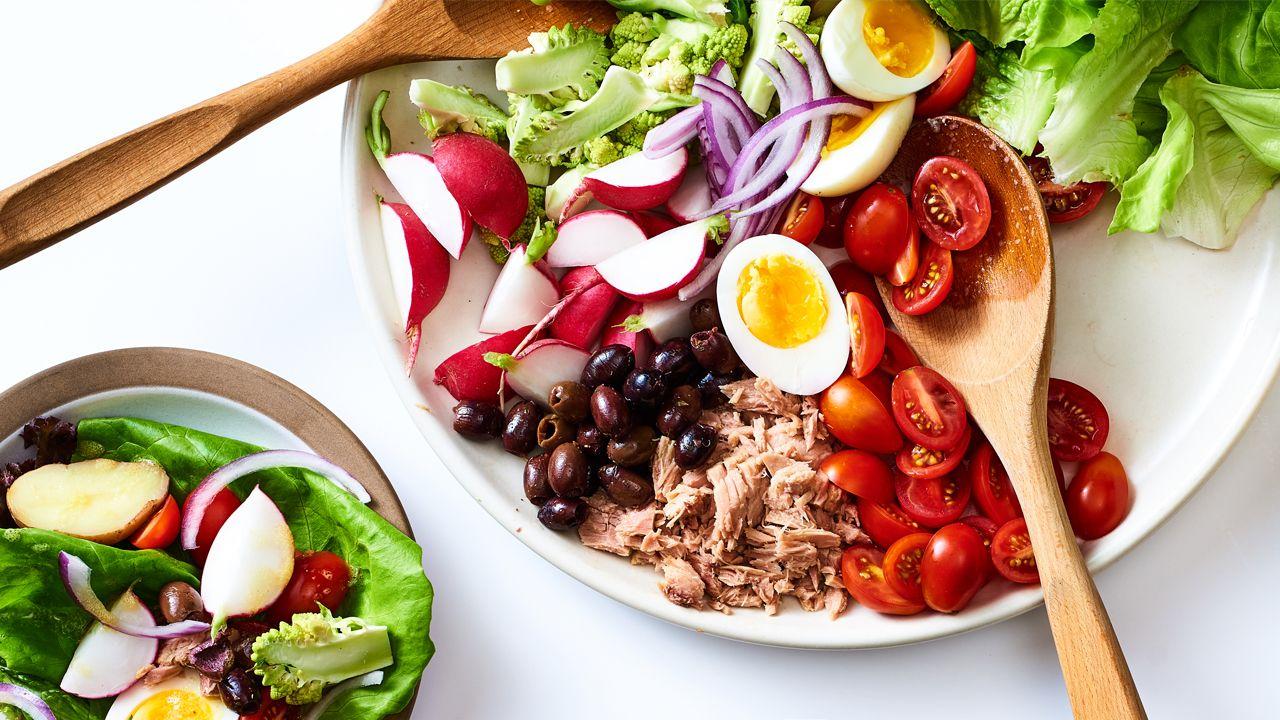Photo of Simple Nicoise Salad – barre3