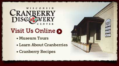 wisconsin cranberry discovery center wisconcin trip with my
