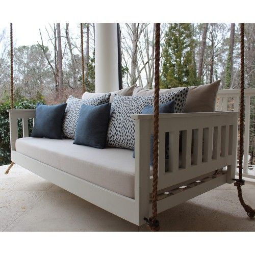Atlanta Bed Swings The Destin Outdoor Daybed Swing