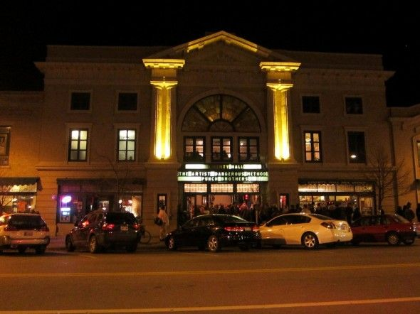 Liberty Hall Downtown Lawrence Ks Amazing Historic Theatre That