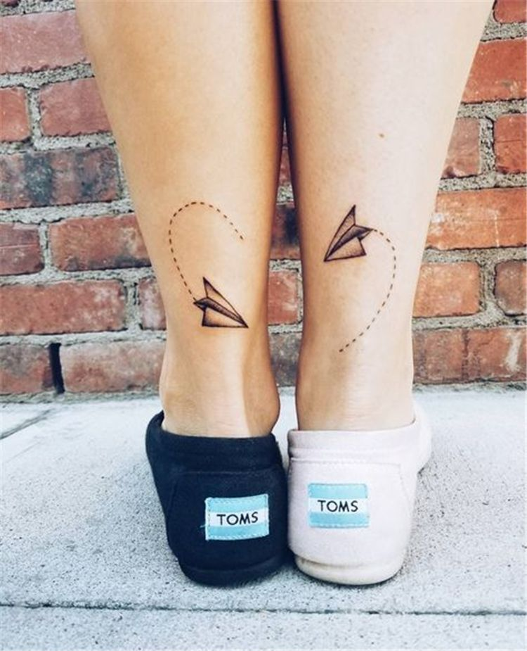 Friendship Tattoos - Finding the Best Design For Your Best Friend - Sela Seli Blog