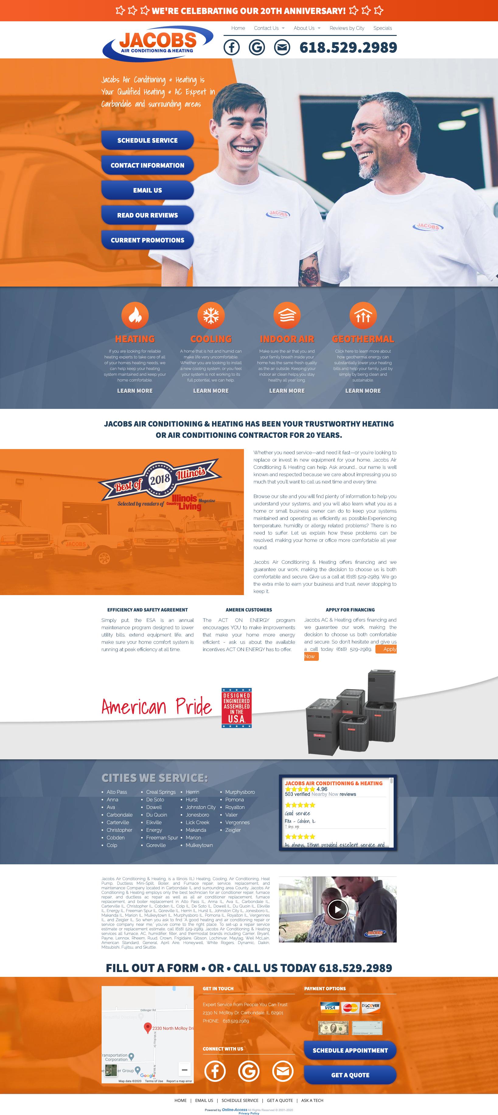 Branded Website Design in 2020 Branding website design