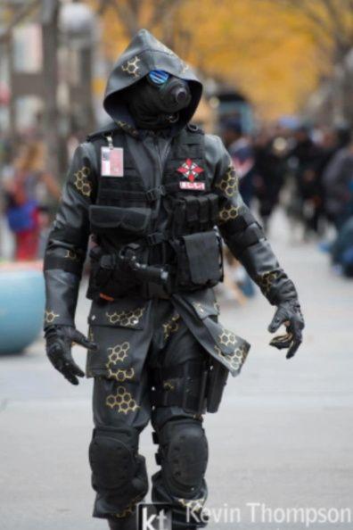 Resident Evil Umbrella Soldier Costume | www.pixshark.com ...