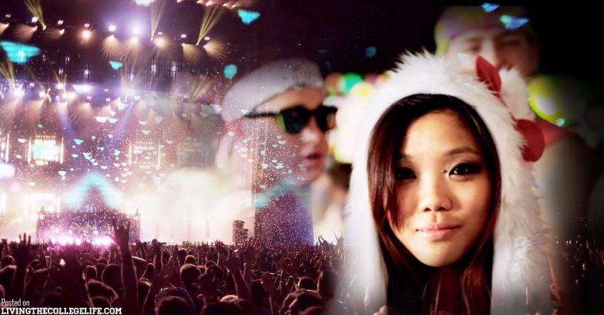 Top 5 Edm Festivals In The World Edm Festival Electronic Dance