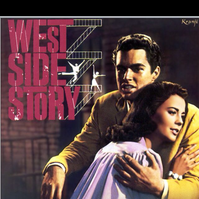 West Side Story! Oldie but a goodie!