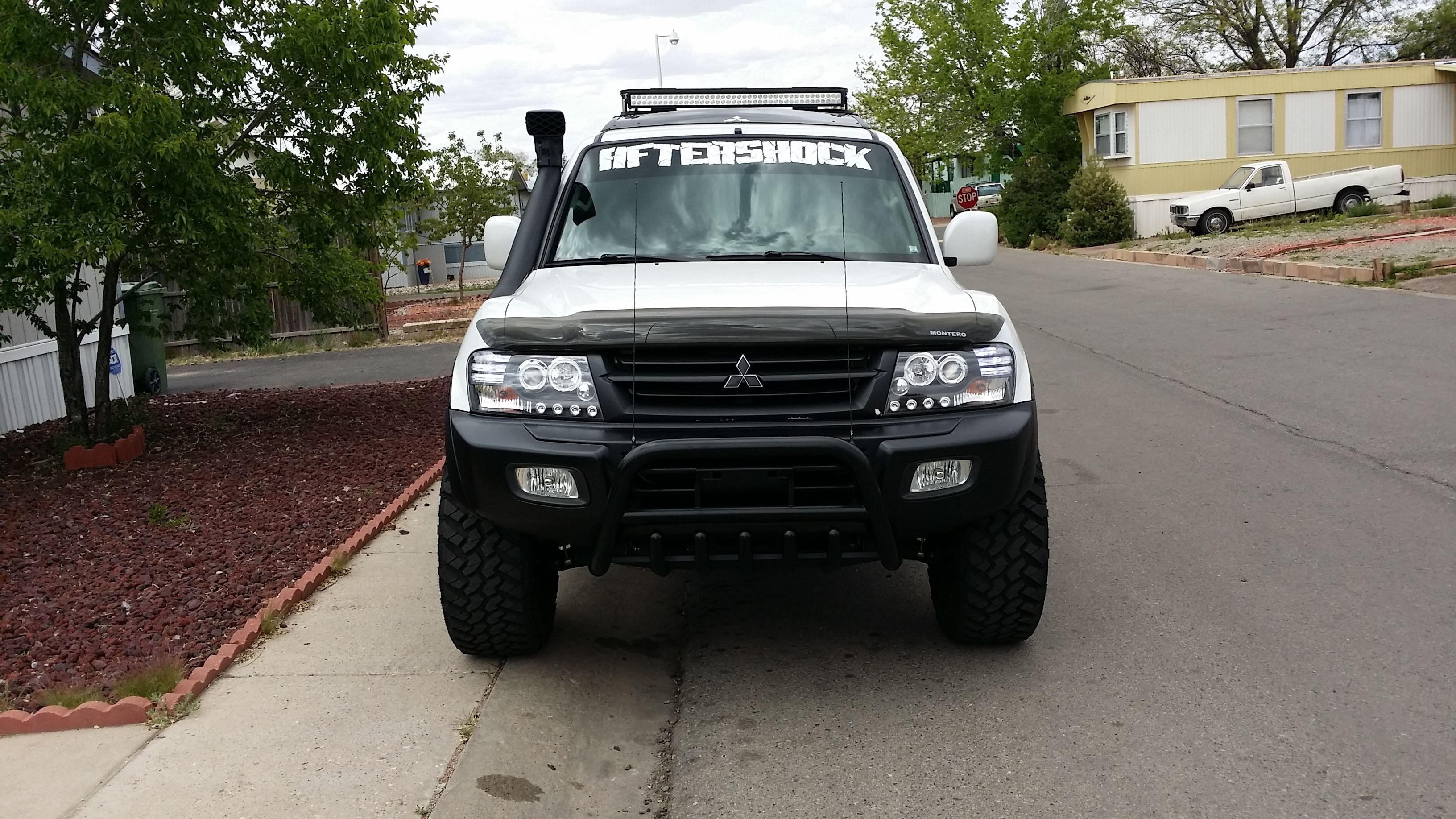 My Lifted 2002 Pajero Montero Limited 4x448841 By Aftershock2276