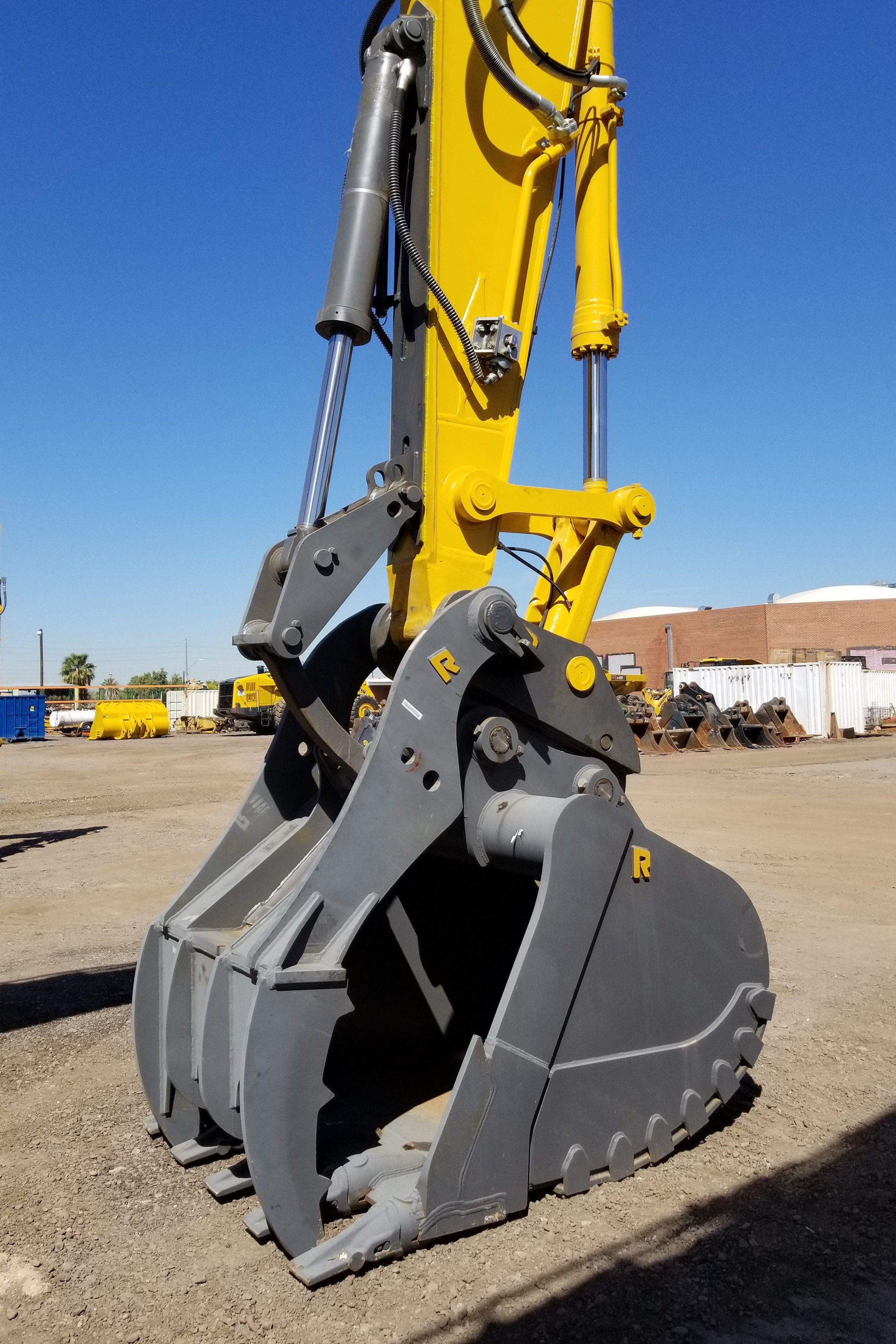 Rockland Manufacturing Severe Service Excavator Bucket