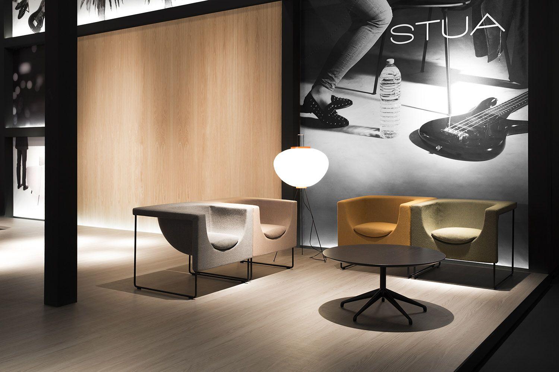 Delo Mobili ~ Last salone del mobile stua launched the nube armchairs with black