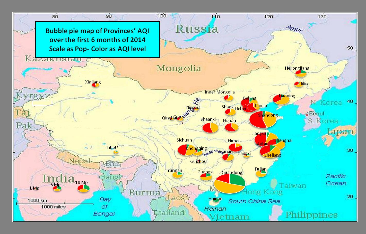Asian Footprint Watch: August 2014