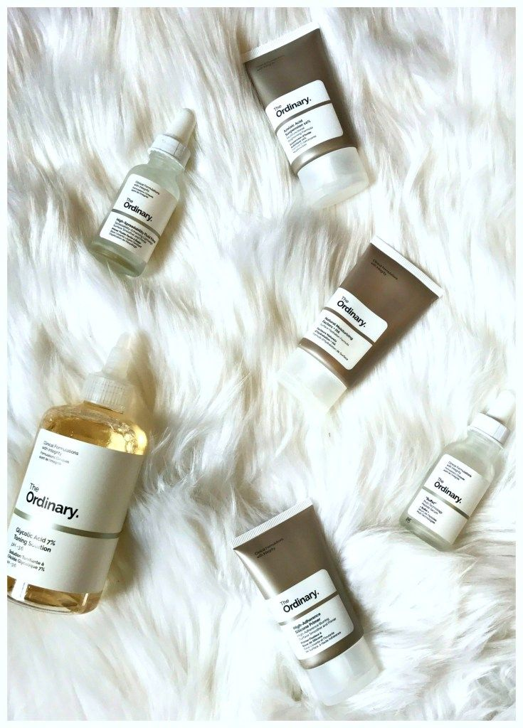 The Most Affordable & Effective Skin Care Line The