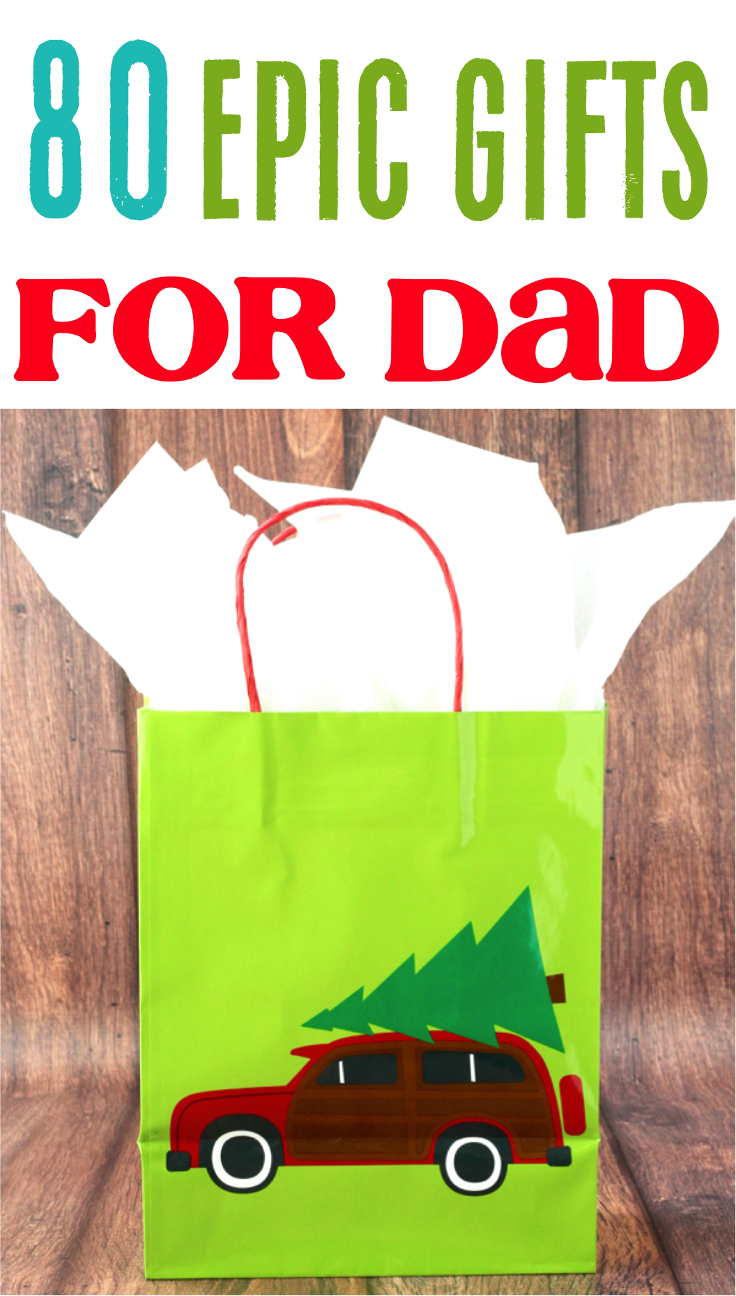 Gifts for Dad! This ultimate Christmas and Father\'s Day gift ideas ...