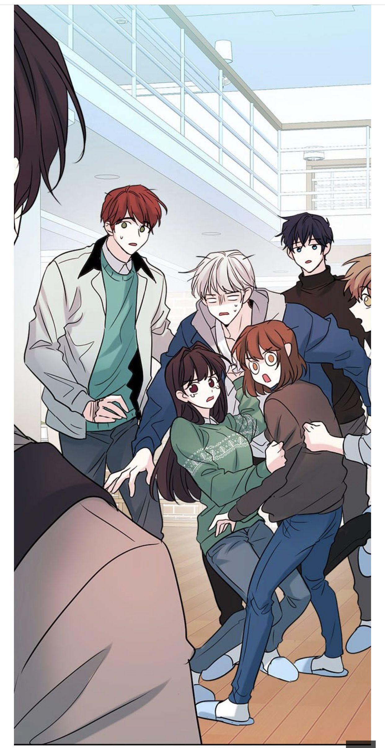Inso S Law Friend Anime Manga Love Anime Friendship
