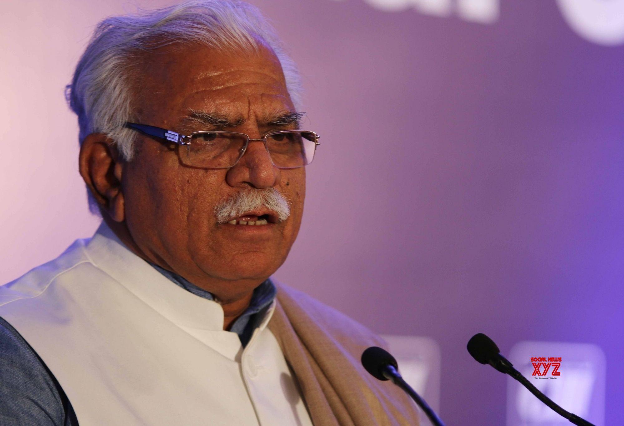 No space for 'monarchy politics' in Haryana Khattar