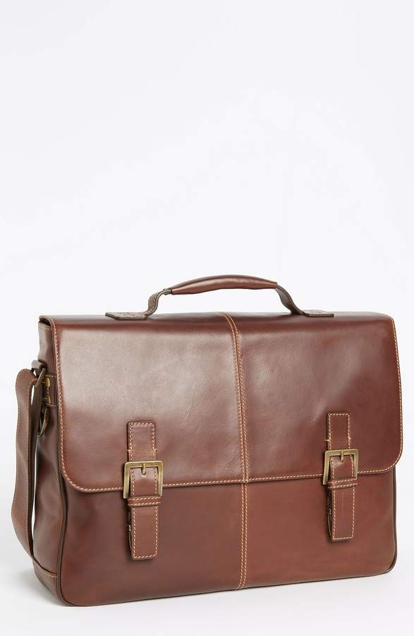 9b3bb394c9 Boconi 'Bryant' Leather Briefcase | Bags | Leather briefcase ...