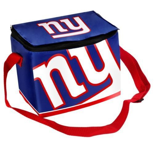 New York Giants Insulated Lunch Bag/Six Pack Cooler