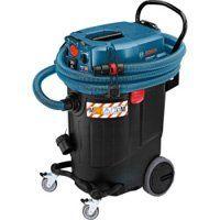 Bosch Professional 06019C33W0 Aspirateur eau/poussière GAS 55 M AFC 1380 W