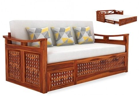sofa materials bangalore white slipcovers cheap stylish and modern cum bed in online