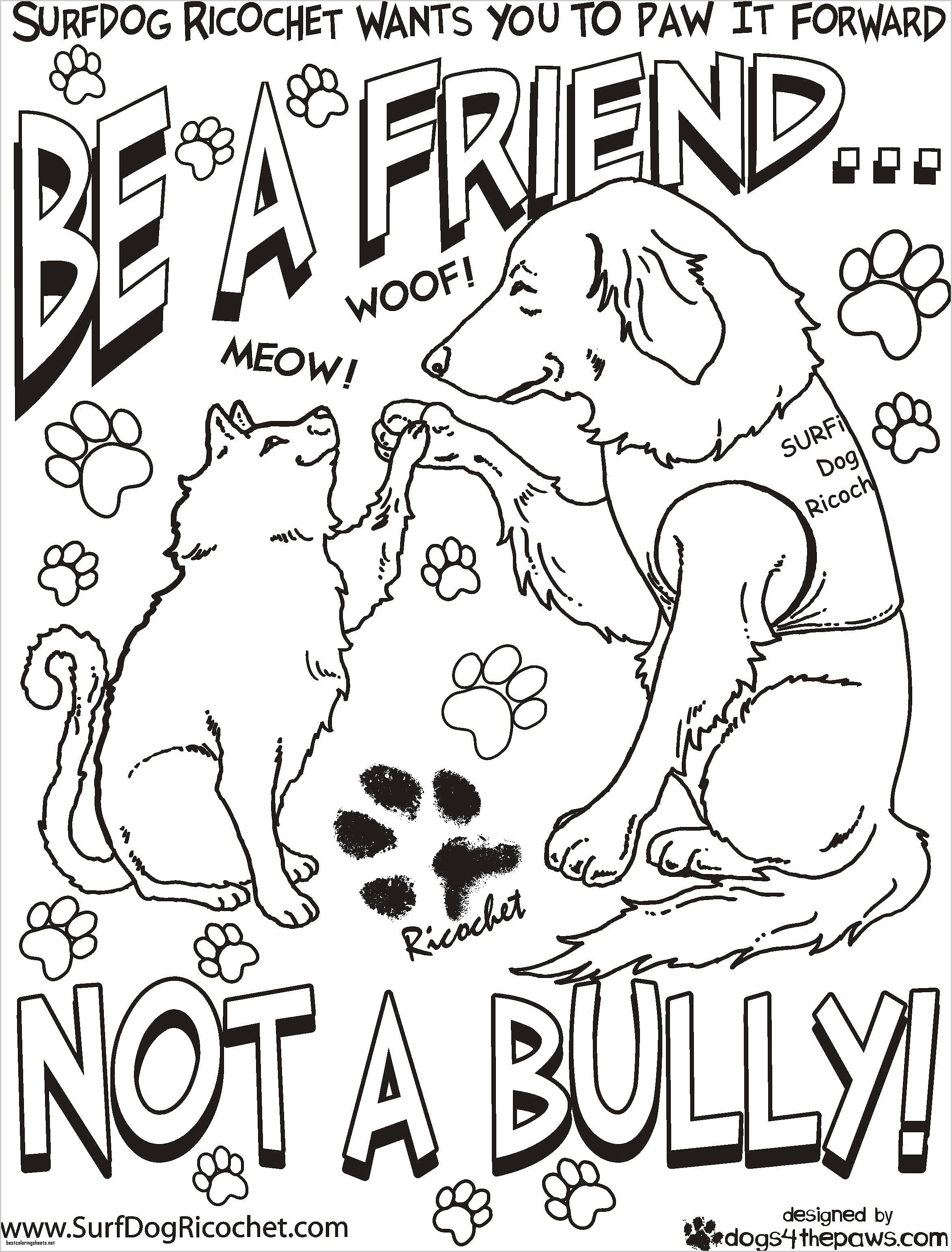 Free Bullying Worksheets For First Kids Activities Pinterest